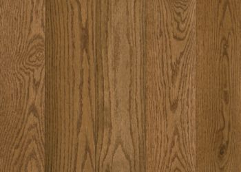 Red Oak Solid Hardwood - Warm Caramel