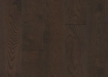 White Oak Solid Hardwood - Mocha