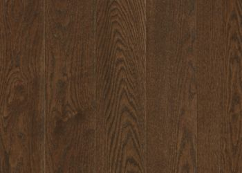 Red Oak Solid Hardwood - Cocoa Bean