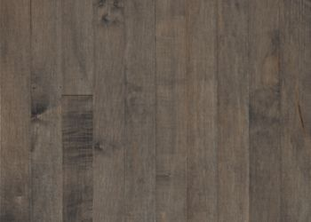 Maple Solid Hardwood - Canyon Gray