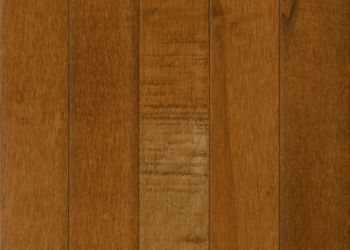 Maple Solid Hardwood - Spice Brown