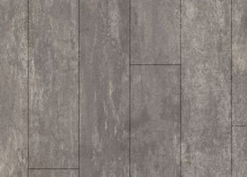 Hilborn Run Vinyl Sheet - Stone Grey