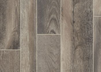 Ceruse Oak Vinyl Sheet - Windfall Taupe
