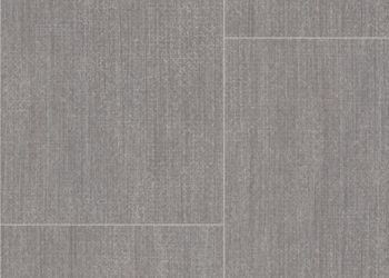 Parchment Living Vinyl Sheet - Steel Wool