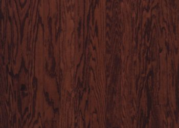 Oak Engineered Hardwood - Cherry Spice
