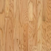 Armstrong Beckford Plank Oak - Natural Hardwood Flooring - 3/8