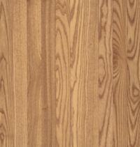 Armstrong Yorkshire Plank Red Oak - Natural Hardwood Flooring - 3/4