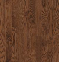 Armstrong Yorkshire Plank White Oak - Umber Hardwood Flooring - 3/4
