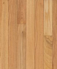 Armstrong Yorkshire Strip Red Oak - Natural Hardwood Flooring - 3/4