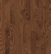 Armstrong Yorkshire Strip White Oak - Umber Hardwood Flooring - 3/4
