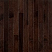 Armstrong American Treasures Hickory - Frontier Shadow Hardwood Flooring - 3/4
