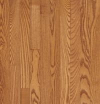 Armstrong Manchester Strip & Plank Red Oak - Butterscotch Hardwood Flooring - 3/4