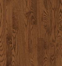 Armstrong Manchester Strip & Plank Red Oak - Saddle Hardwood Flooring - 3/4