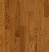 Armstrong Manchester Strip & Plank Red Oak - Gunstock Hardwood Flooring - 3/4