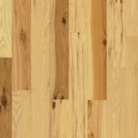 Armstrong American Treasures Hickory - Country Natural Hardwood Flooring - 3/4