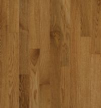 Armstrong Natural Choice White Oak - Spice Hardwood Flooring - 5/16