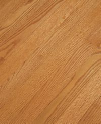 Armstrong Natural Choice Red Oak - Butterscotch Hardwood Flooring - 5/16