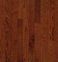 Armstrong Natural Choice White Oak - Cherry Hardwood Flooring - 5/16