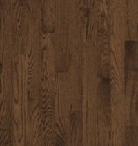 Armstrong Natural Choice White Oak - Walnut Hardwood Flooring - 5/16