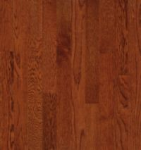 Armstrong Natural Choice White Oak - Amber Hardwood Flooring - 5/16