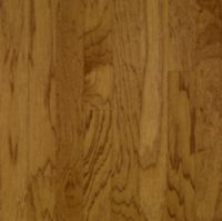 Armstrong American Treasures Hickory - Oxford Brown Hardwood Flooring - 3/4