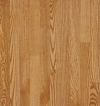 Armstrong Dundee Plank White Oak - Spice Hardwood Flooring - 3/4