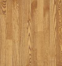 Armstrong Dundee Plank White Oak - Seashell Hardwood Flooring - 3/4