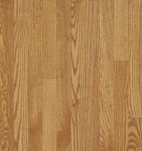 Armstrong Dundee Plank White Oak - Dune Hardwood Flooring - 3/4