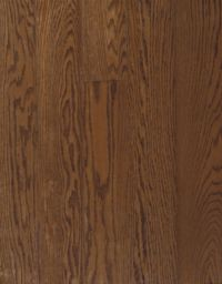 Armstrong Fulton Strip Red Oak - Saddle Hardwood Flooring - 3/4
