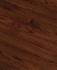 Armstrong Fulton Strip Red Oak - Cherry Hardwood Flooring - 3/4