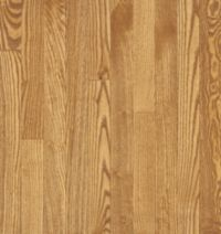Armstrong Dundee Strip White Oak - Seashell Hardwood Flooring - 3/4