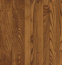 Armstrong Dundee Strip White Oak - Fawn Hardwood Flooring - 3/4