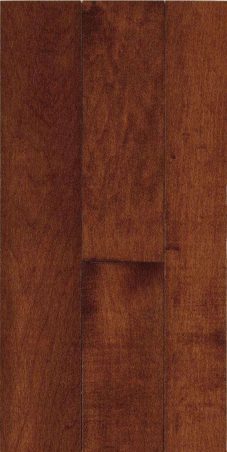 Maple Hardwood Flooring Red Brown Cm3728 By Bruce Flooring