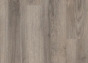 White Oak Baldosa de vinil - Heather Gray