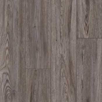 Bradbury Oak Vinyl Tile - Weathered Gray