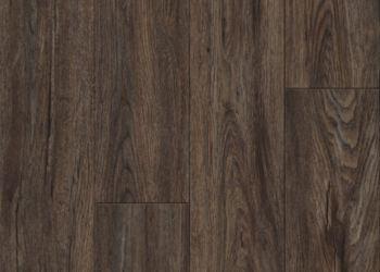 Bradbury Oak Vinyl Tile - Dusky Brown