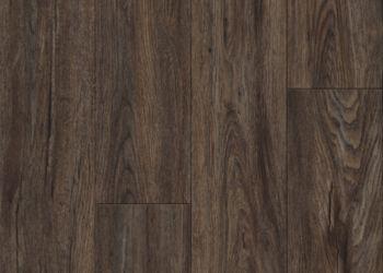 Bradbury Oak Vinyl Tile - Dusky Brown