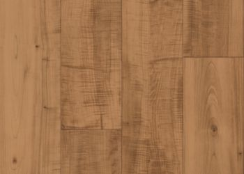 Honey Pine Vinyl Tile - Natural