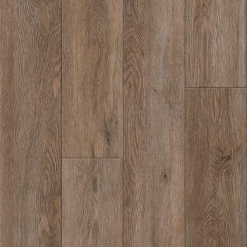 Windswept Plank Vinyl Tile - Driftwood