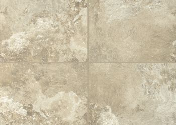 Huntington Slate Engineered Tile - Cream Puff