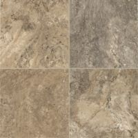 Armstrong Alterna Reserve Classico Travertine - Sandstone/Blue Luxury Vinyl Tile