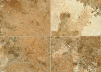 Athenian Travertine Engineered Tile - Honey Onyx