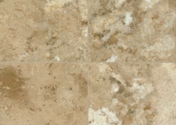Athenian Travertine Engineered Tile - Provincial Bisque