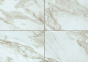 Rossini Marble Engineered Tile - Gray Mist