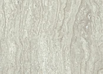 Aegean Travertine Engineered Tile - Gray Mist