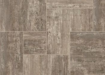 Brockliff Rustic Engineered Tile - Umber