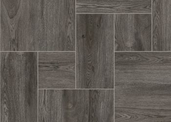 Brockliff Rustic Engineered Tile - Barn Gray