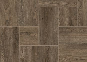 Brockliff Rustic Carreau aménagé - Oak Gray