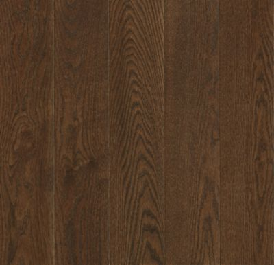 Northern Red Oak - Mocha Hardwood E5312