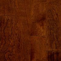 Armstrong Turlington Signature Series Yellow Birch - Glazed Rust Red Hardwood Flooring - 3/8